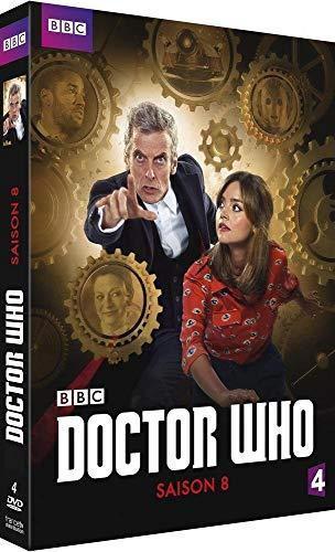 Coffret doctor who, saison 8 [FR Import]