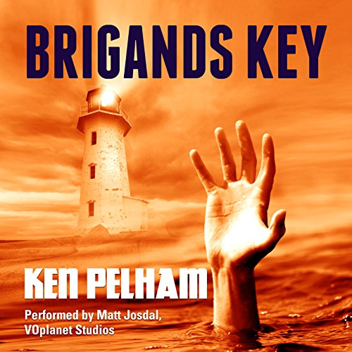 Brigands Key audiobook cover art