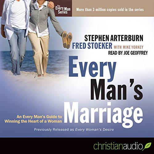 Every Man's Marriage audiobook cover art