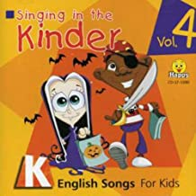 Singing in the Kinder 4