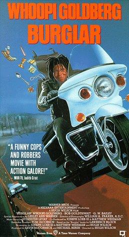 Burglar [VHS]