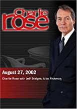 Charlie Rose August 27, 2002