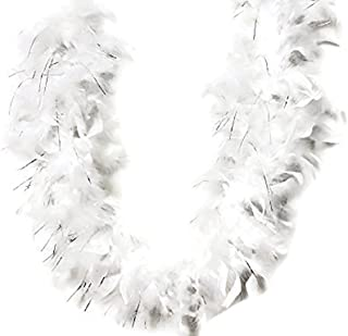 65g Chandelle Feather Boas Over 80 Colors & Patterns to Pick Up