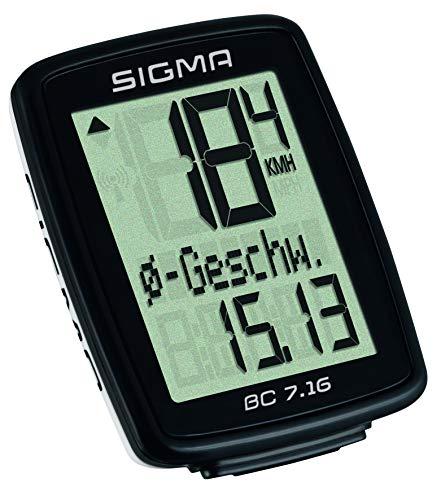 Sigma Sport Fahrradcomputer BC 7.16 - 4