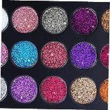 Immagine 1 uayasily 1set glitter eyeshadow palette