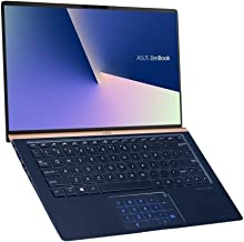 "ASUS ZenBook UX333FA-DH51 Laptop (Windows 10, Intel Core i5-8265u 1.6GHz, 13.3"" LCD Screen, Storage: 256 GB, RAM: 8 GB) Da..."