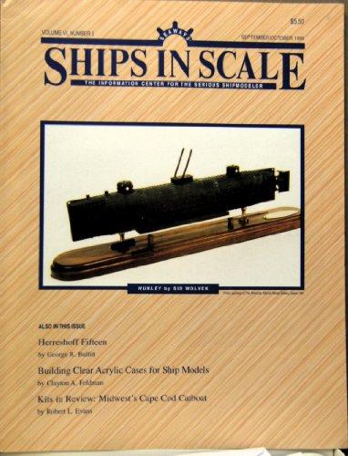 Seaways' Ships In Scale, September/October 1995 (Volume VI, Number 5)