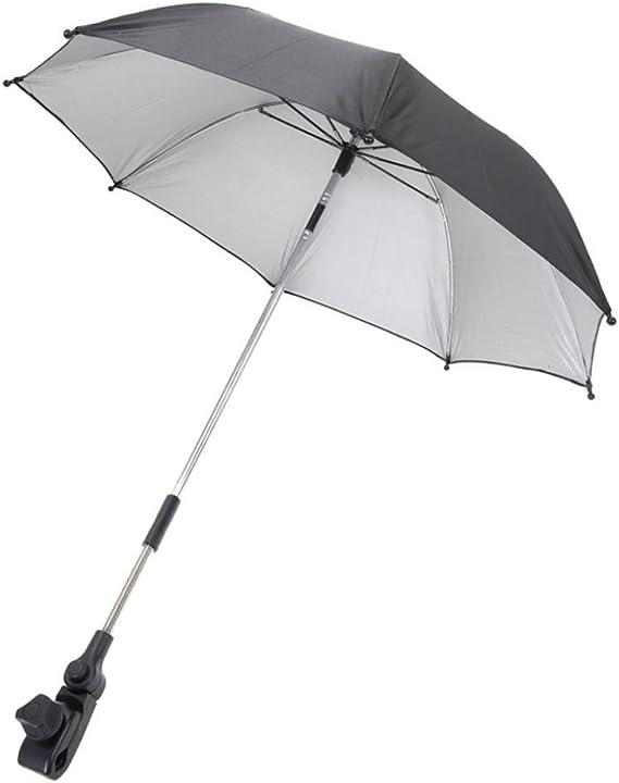 support de parapluie universel pour canne /à p/êche rotatif /à 360 /° noir accessoire de p/êche MOPOIN Support de parapluie universel pour chaise de p/êche