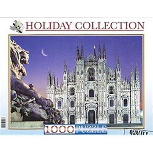 Clementoni - Puzzle a tema Duomo di Milano da 1000 pezzi