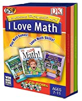 I Love Math Learning Power Pack (輸入版)