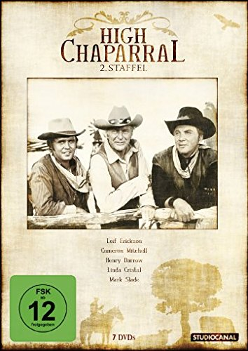 High Chaparral - Staffel 2 (7 DVDs)