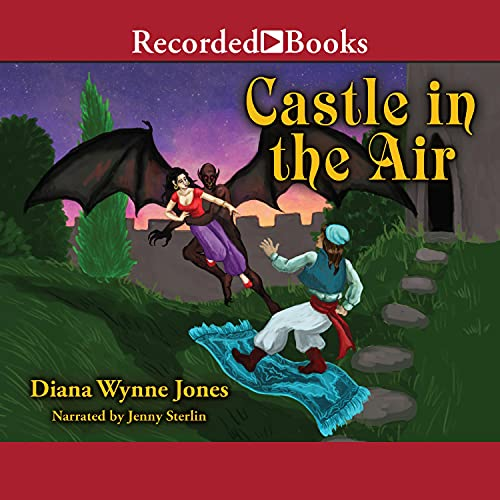 Castle in the Air Audiobook By Diana Wynne Jones cover art