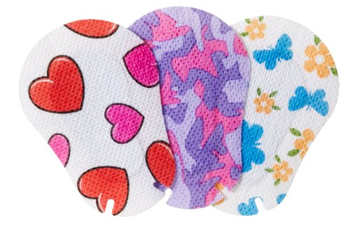 MYI Girls #1 Eye Patches - Regular Size (51 Per Package)
