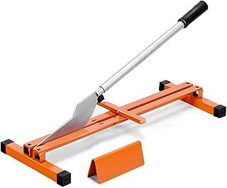 Laminate Floor Cutter, Multi-Purpose Vinyl Plank Flooring Cutter for 8-inch & 12-inch Wide Floor