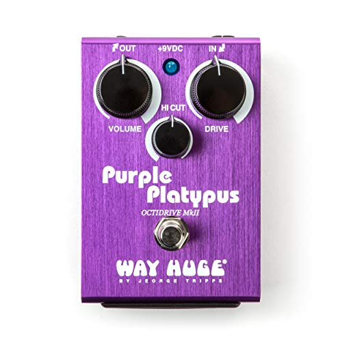 WAY HUGE WHE800 Purple Platypus OCT DRIVE MKII オクターブ・ファズ