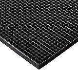 Bar mat tappetino in gomma poggia bicchieri da banco 70x10cm ORO B008MG