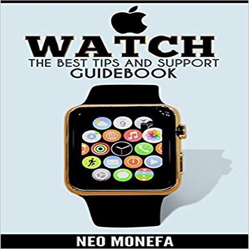 Apple Watch audiobook cover art