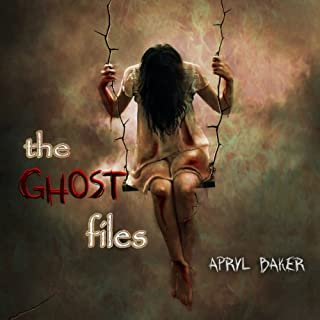 The Ghost Files (The Ghost Files - Book 1) audiobook cover art