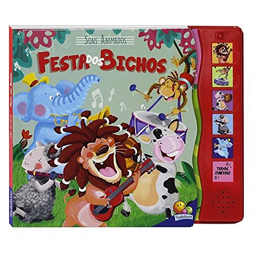 Sons Animados: Festa dos Bichos