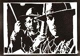 Erbarmungslos Poster Clint Eastwood und Morgan Freeman