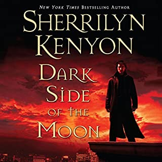 Dark Side of the Moon audiobook cover art