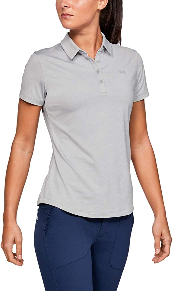 Sales of SALE Max 84% OFF items from new works Under Armour Women's Zinger Short Polo Golf Sleeve