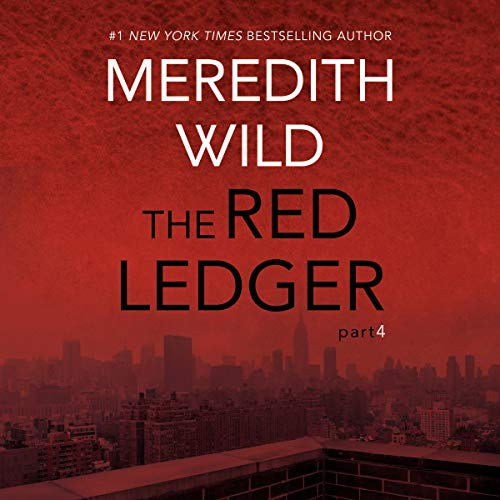The Red Ledger: 4 audiobook cover art