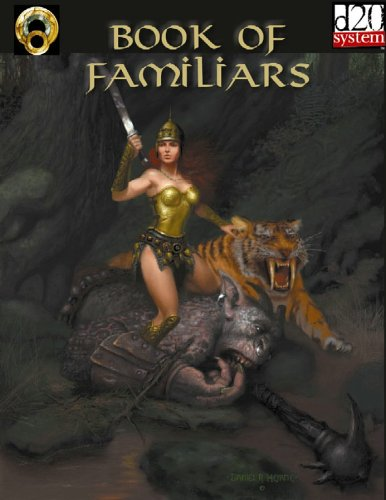 The Book Of Familiars (d20)