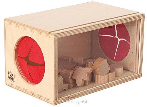 Bartl Fühlbox mit Formen und Formenkarten