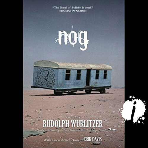 Nog audiobook cover art