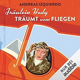 Fräulein Hedy träumt vom Fliegen Titelbild