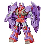 Transformers Toys Cyberverse Action Attackers Ultra Class Alpha Trion Action Figure - Repeatable Laser Beam Blast Action Attack - for Kids Age 6 & Up, 7.5'