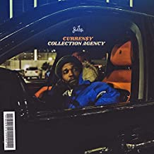 Collection Agency (Blue Vinyl)