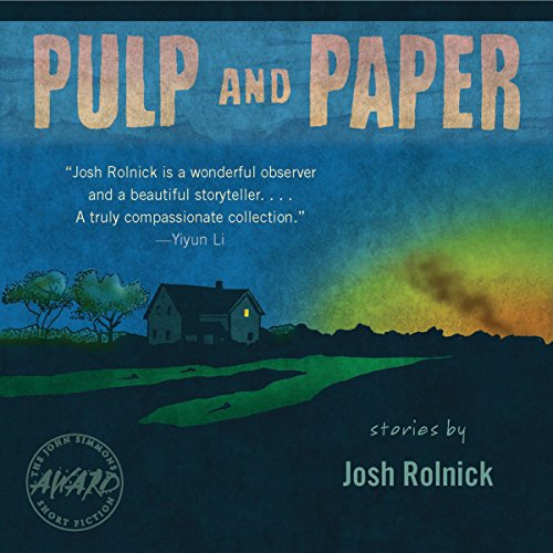 Pulp and Paper audiobook cover art