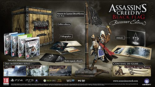 Assassin's Creed IV : Black Flag - Buccaneer Edition