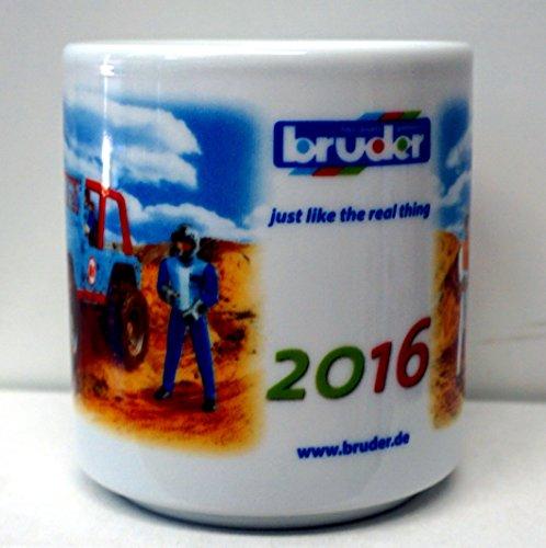 Bruder Spielwaren 10300 Tasse Bruder, Edition 2012