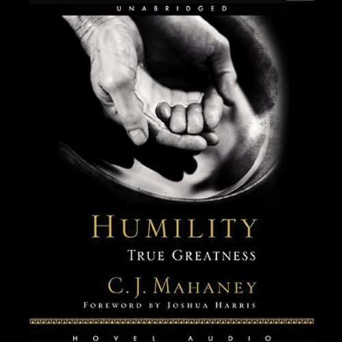 Humility audiobook cover art