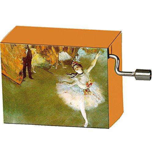 Fridolin 58116 Spieluhr Schumann - Träumerei / Degas - Die Primaballerina
