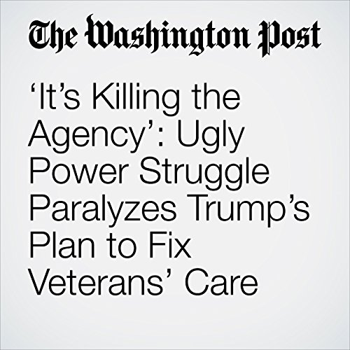 'It's Killing the Agency': Ugly Power Struggle Paralyzes Trump's Plan to Fix Veterans' Care copertina