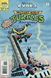 TEENAGE MUTANT NINJA TURTLES ADVENTURES #63 (Part 2 of 5 Cyber Samurai) ,...