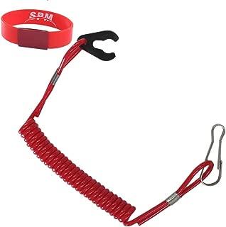SPM Kill Switch Key Floating Lanyard for Yamaha Jet Ski 650 700 701 800 1100 1200