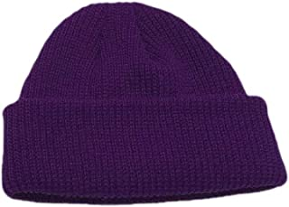 MogogoMen Warm Outdoor Pure Colour Watch Cap