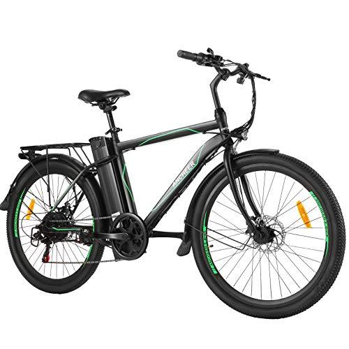 """ANCHEER -   26"""" E-Bike mit"""