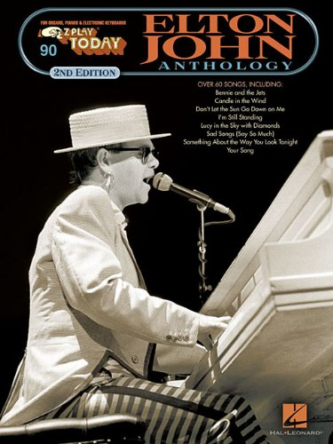 Elton John Anthology: E-Z Play Today Volume 90