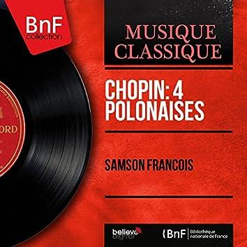 Chopin: 4 Polonaises (Mono Version)