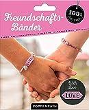 Dein Style! Freundschaftsbänder: With Love (100% selbst gemacht)