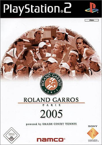 Roland Garros 2005 - Smash Court Tennis Edition