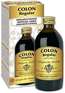 Colon Regular Liquido Analcolico 500ml Giorgini