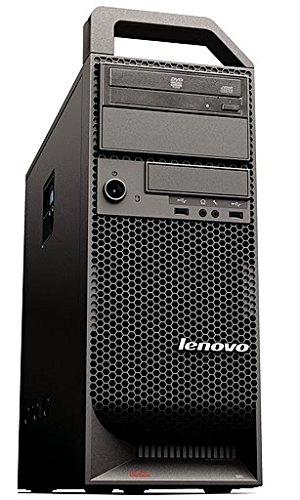 Lenovo ThinkStation S20 3.2GHz W3565 Torre Nero Stazione di lavoro