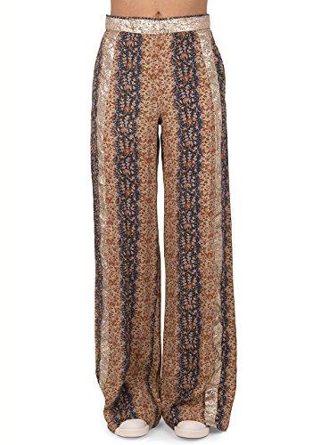Intropia P676PAN06126799 Pantalones, 799, (Tamaño del Fabricante:34) para Mujer